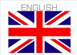 bandera INGLÉS